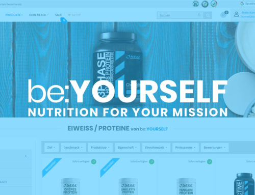 be:YOURSELF Nutrition JTL-Shop Custom-Template